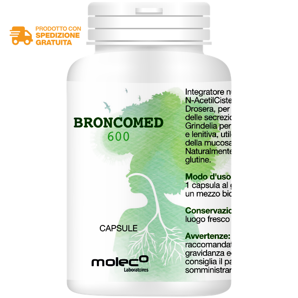 Broncomed 600